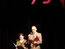 Pětasedmdesátníci slavili v Moravském divadle | © Blanka Martinovská