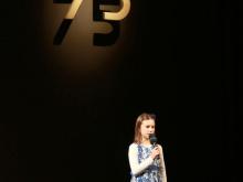 Pětasedmdesátníci slavili v Moravském divadle | Foto: Blanka Martinovská